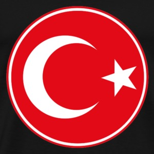 Turkey emblem - Men's Premium T-Shirt