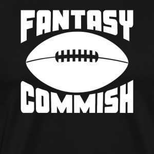Fantasy Football Commish - Men's Premium T-Shirt