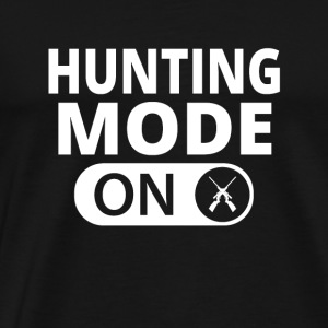 MODE ON HUNTING - Men's Premium T-Shirt
