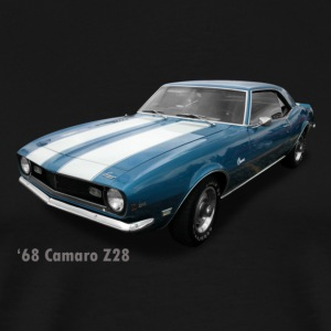 68 Camaro Z28 - Men's Premium T-Shirt