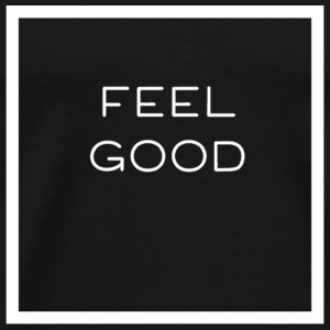 Feel Good logo - Men's Premium T-Shirt