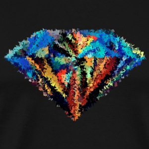 abstract - Men's Premium T-Shirt