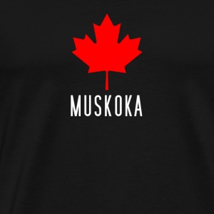 Muskoka 150 Canada Apparel - Men's Premium T-Shirt