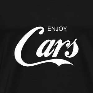 enjoy CARS - Men's Premium T-Shirt