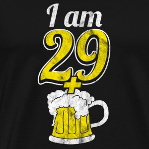 Gift for 30th Birthday of a beer lover - Men's Premium T-Shirt