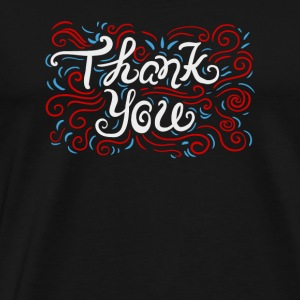 Veterans Day Thank You Gift - Men's Premium T-Shirt