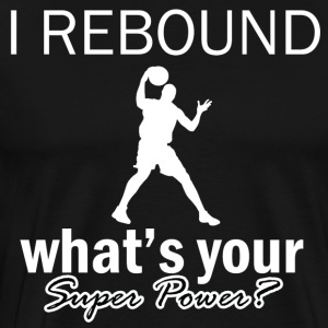rebound design - Men's Premium T-Shirt