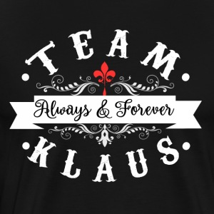 Team Klaus. The Originals. - Men's Premium T-Shirt
