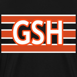 GSH UNIFORM SLEEVE T-SHIRT - Men's Premium T-Shirt