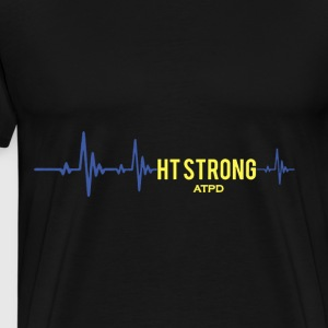 HT Strong t-shirts - Men's Premium T-Shirt