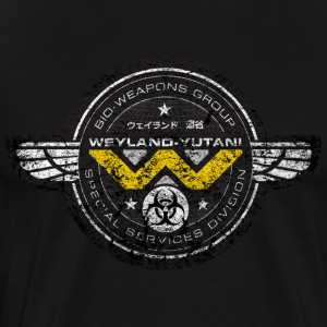 Weyland Yutani Bio Weapons Group - Men's Premium T-Shirt