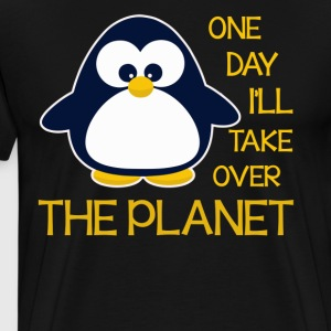 Penguin Cute Shirts - Men's Premium T-Shirt