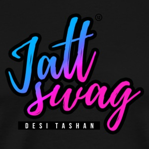 Jatt Swag - Men's Premium T-Shirt