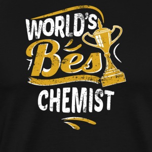 World's Best Chemist - Men's Premium T-Shirt