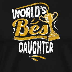 World's Best Daughter - Men's Premium T-Shirt