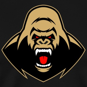 golden gorilla - Men's Premium T-Shirt