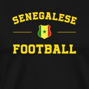 Senegal Football Shirt - Senegal Soccer Jersey - Men's Premium T-Shirt