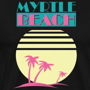 Myrtle Beach - Men's Premium T-Shirt
