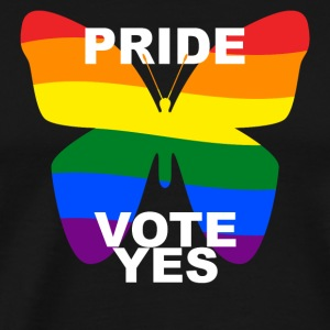 Pride Vote Yes - Men's Premium T-Shirt