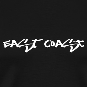 Stylized 'East Coast ' Apparel - Men's Premium T-Shirt