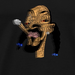 Trippy Snoop Dogggg - Men's Premium T-Shirt