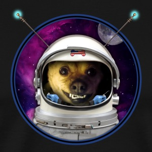 Rocky the Dog, Space Astronaut - Men's Premium T-Shirt
