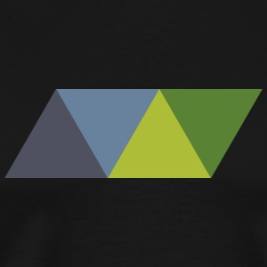 Rhombus 7 - Men's Premium T-Shirt