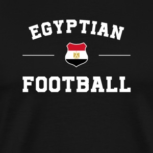 Egypt Football Shirt - Egypt Soccer Jersey - Men's Premium T-Shirt