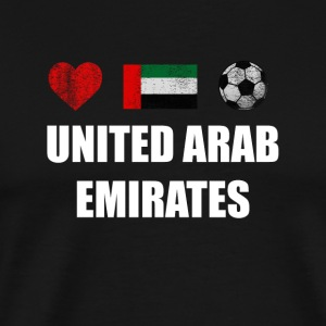 United Arab Emirates Football Shirt - United Arab - Men's Premium T-Shirt