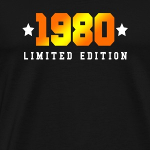 Shop Born In 1980 T-Shirts online | Spreadshirt