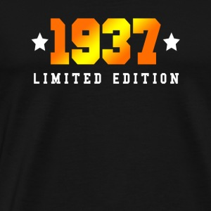 1937 Limited Edition - Men's Premium T-Shirt