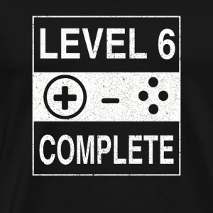 Level 6 Complete - Men's Premium T-Shirt