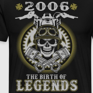 2006 The Birth Of Legends - Men's Premium T-Shirt