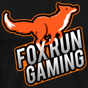 FoxRunGaming Logo - Men's Premium T-Shirt