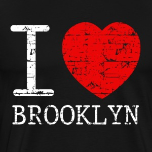 Brooklyn Newyork - Men's Premium T-Shirt