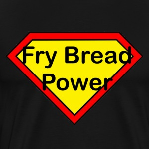 Fry bread power - Men's Premium T-Shirt