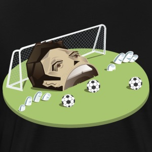 Goalkeeper - Men's Premium T-Shirt