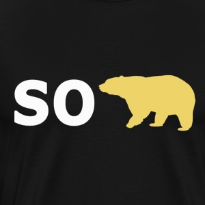 SoBear - Men's Premium T-Shirt