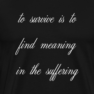 Find Meaning - Men's Premium T-Shirt