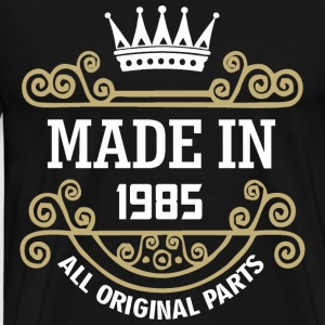 Born in 1985 - Men's Premium T-Shirt