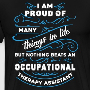 Occupational Therapy Assistant Shirt - Men's Premium T-Shirt