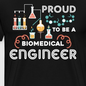 Biomedical Engineer Shirts - Men's Premium T-Shirt