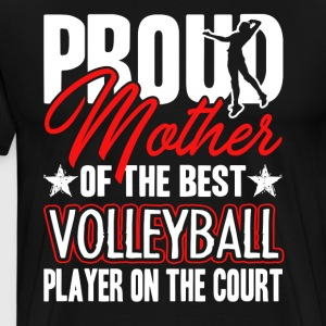 Volleyball Mom Shirts - Men's Premium T-Shirt
