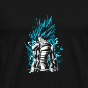 Saiyan Vegeta T-shirt Limited - Men's Premium T-Shirt