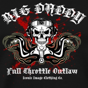 Big Daddy Outlaw - Men's Premium T-Shirt