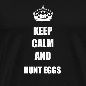 Funny easter egg t shirt great gift tee - Men's Premium T-Shirt