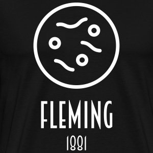 Alexander Fleming (1881) - Men's Premium T-Shirt