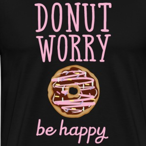 Donut Worry - Be Happy