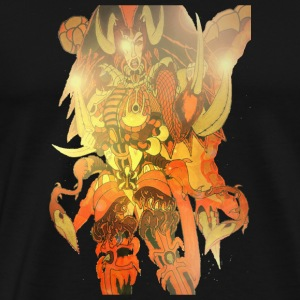 Luwangu-Gore of Death - Men's Premium T-Shirt