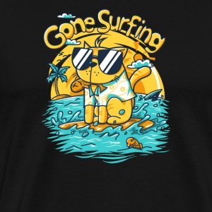Gone Surfing - Men's Premium T-Shirt